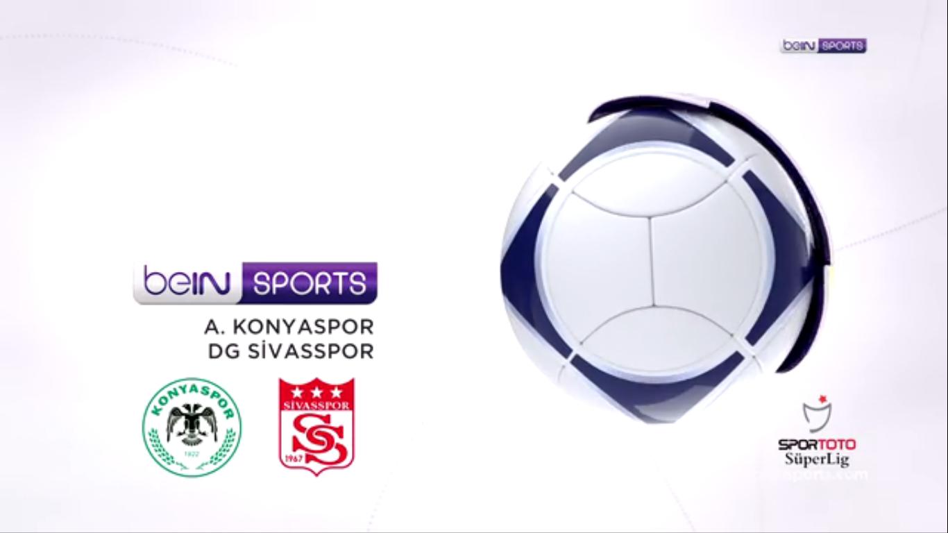 13-04-2019 - Konyaspor 1-1 Sivasspor