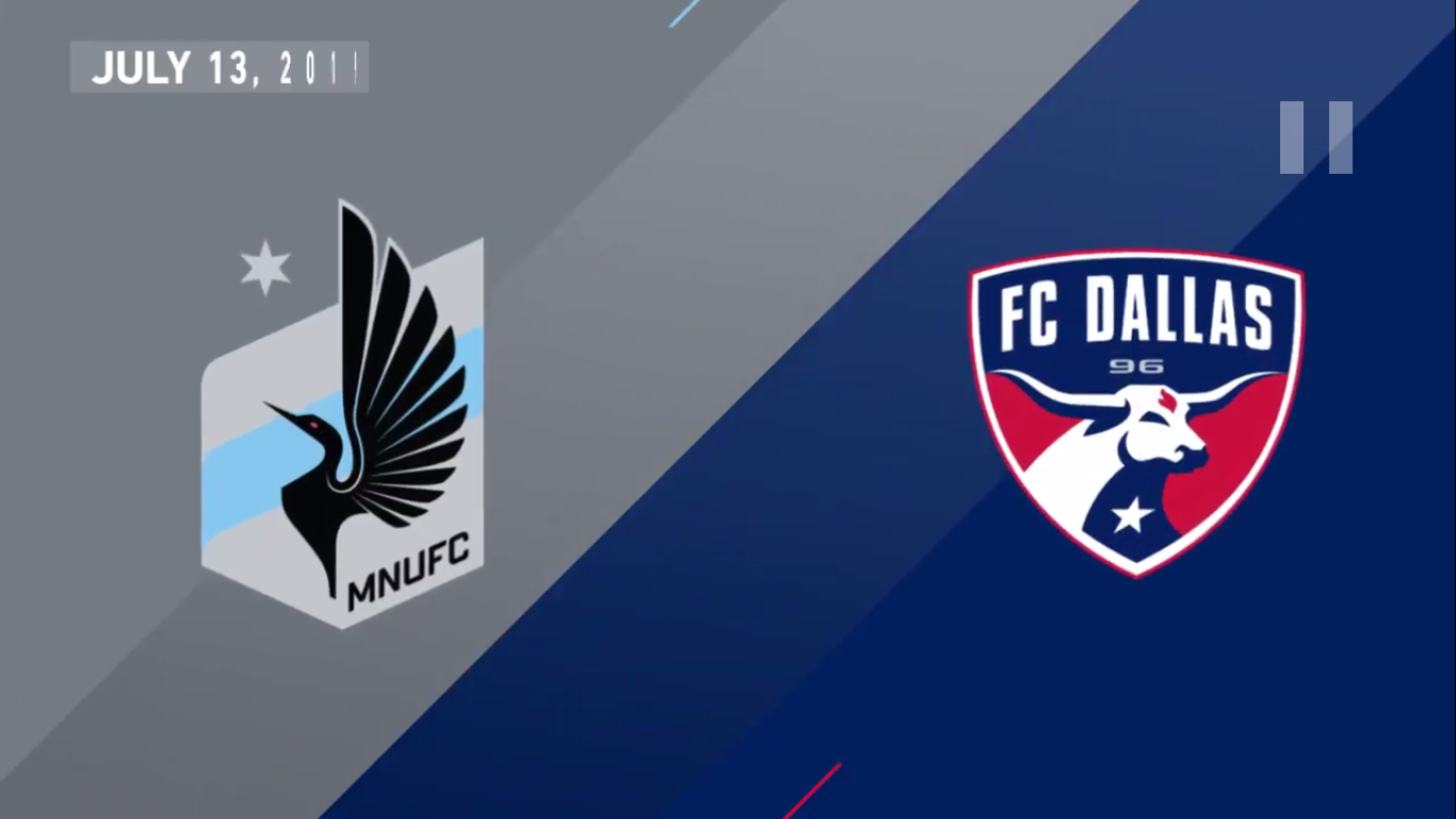 14-07-2019 - Minnesota United 1-0 FC Dallas