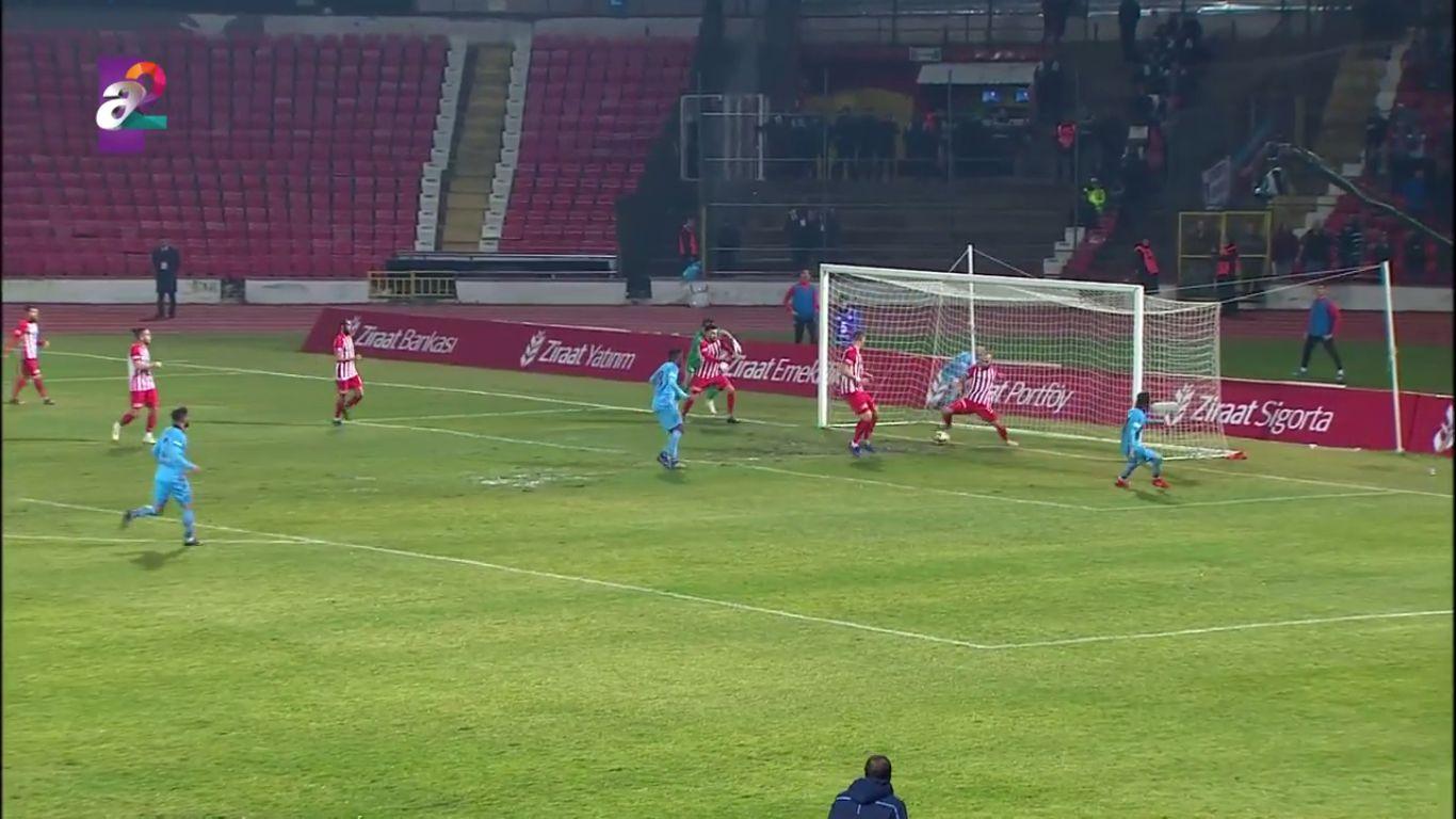 23-01-2019 - Balikesirspor 1-3 Trabzonspor (ZIRAAT CUP)
