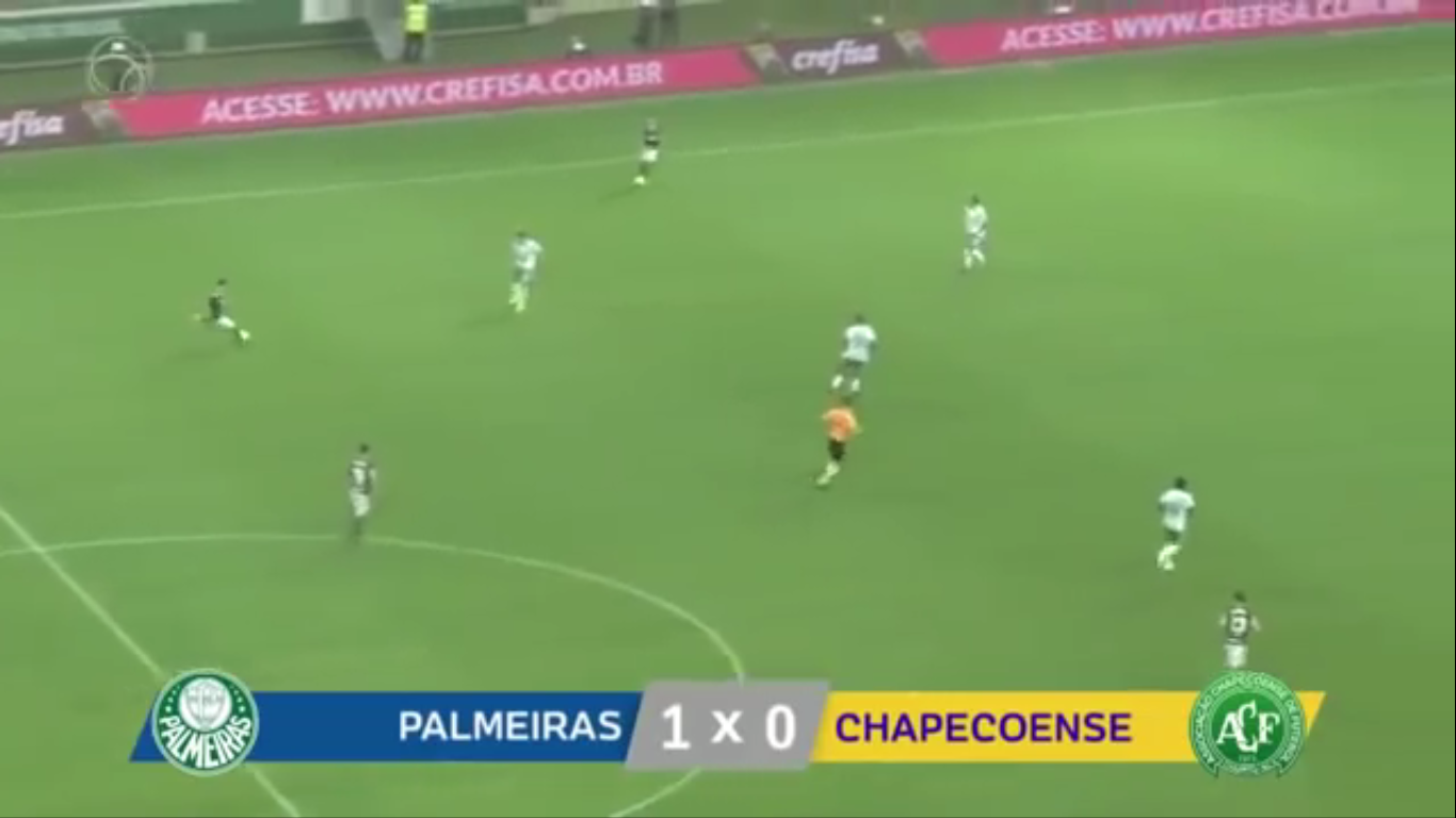 17-10-2019 - Palmeiras 1-0 Chapecoense AF