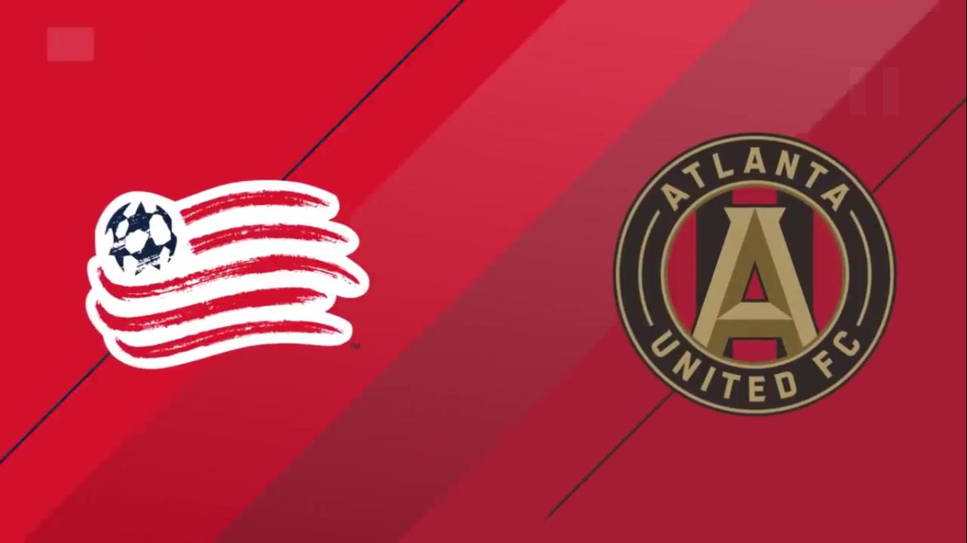 14-04-2019 - New England Rev. 0-2 Atlanta United Fc