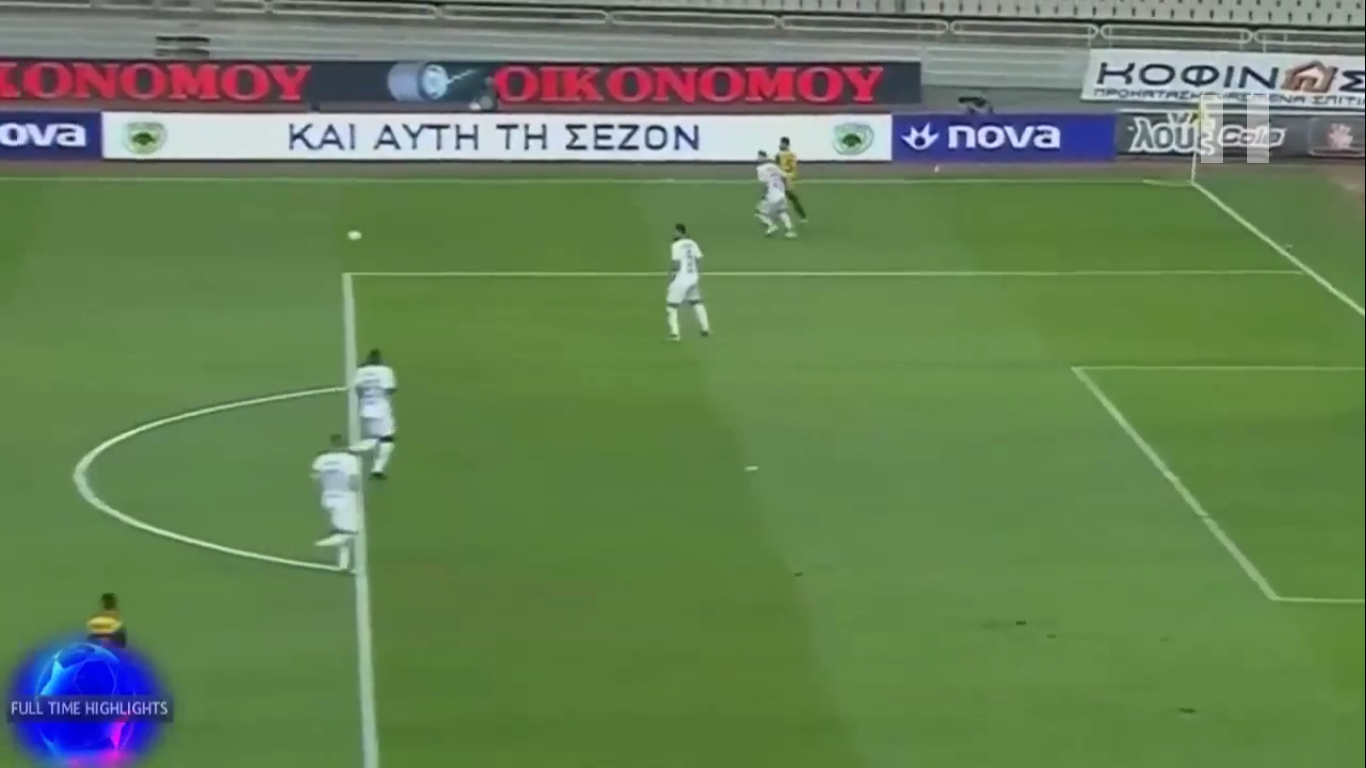 15-08-2019 - AEK Athens 1-1 CS Universitatea Craiova (EUROPA LEAGUE QUALIF.)