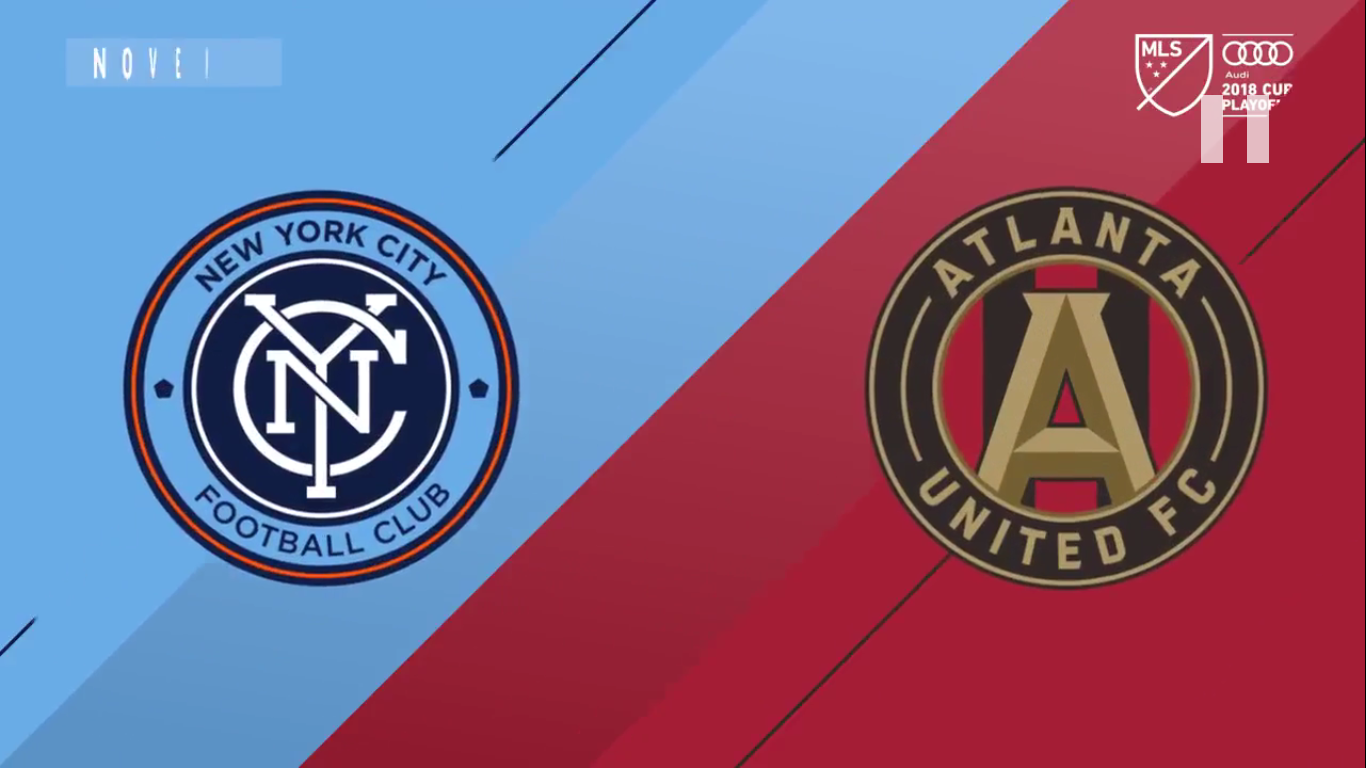 05-11-2018 - New York City FC 0-1 Atlanta United Fc