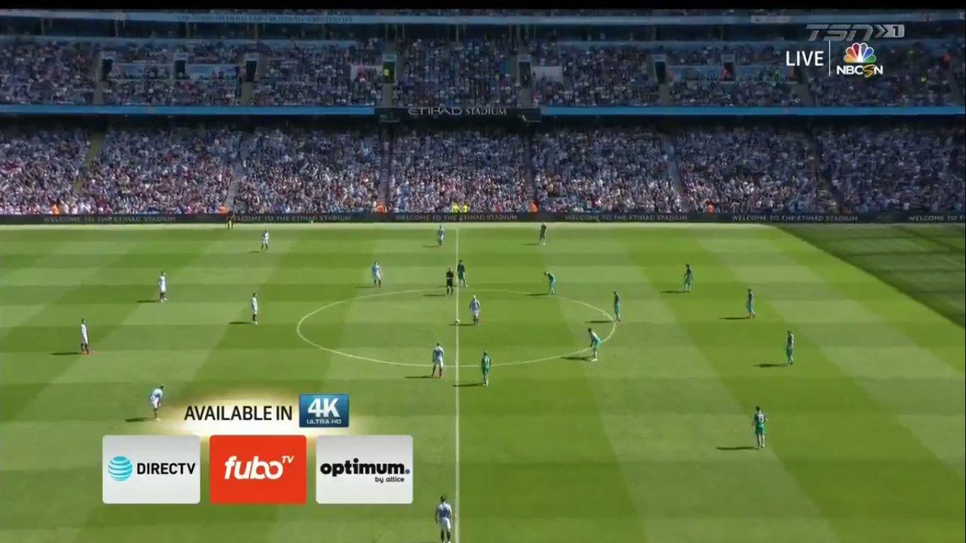20-04-2019 - Manchester City 1-0 Tottenham Hotspur