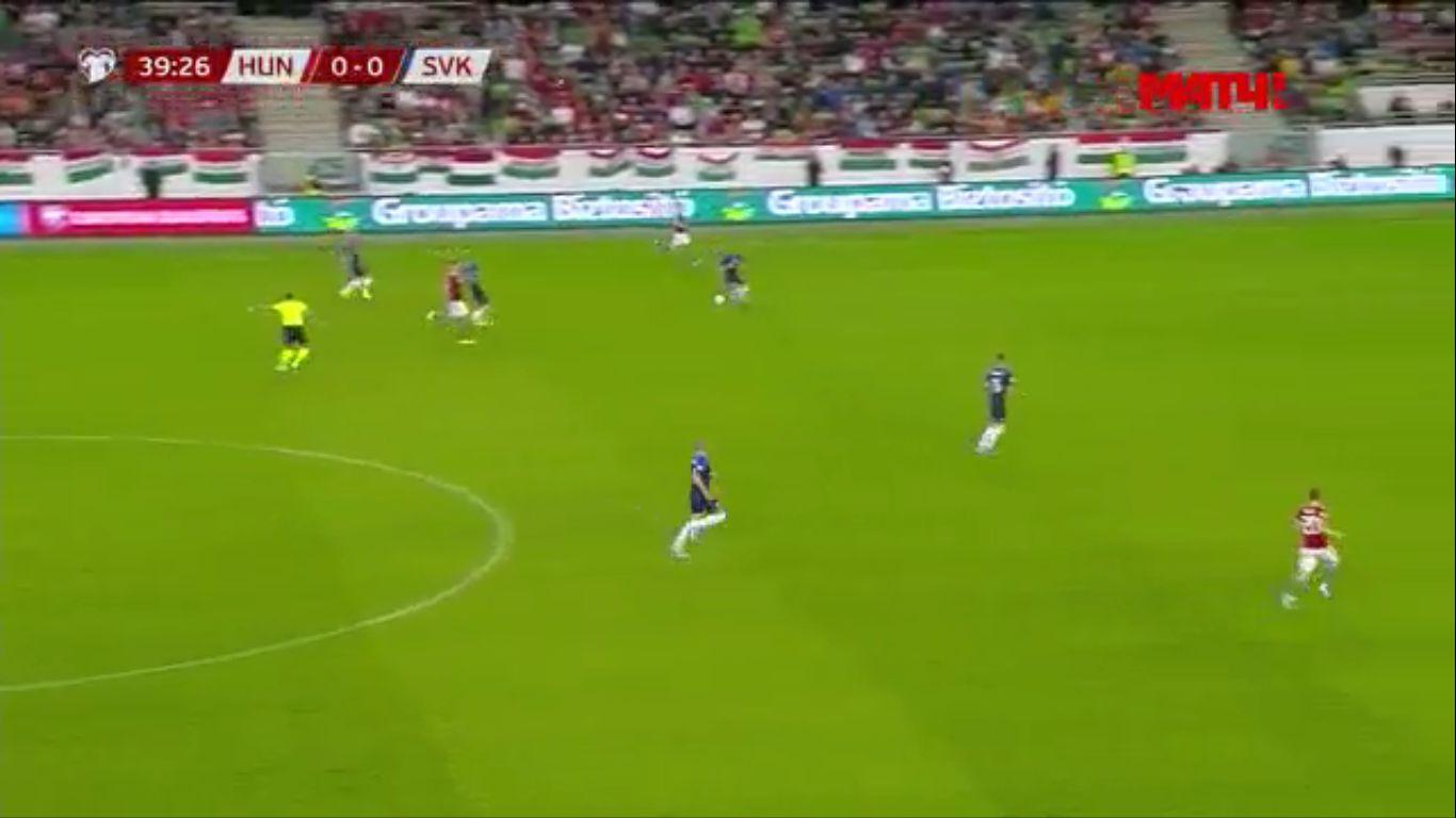 09-09-2019 - Hungary 1-2 Slovakia (EURO QUALIF.)