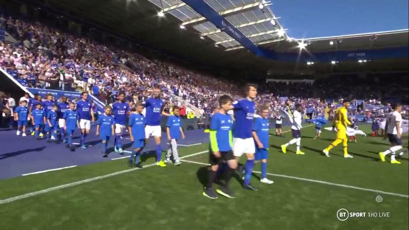21-09-2019 - Leicester City 2-1 Tottenham Hotspur