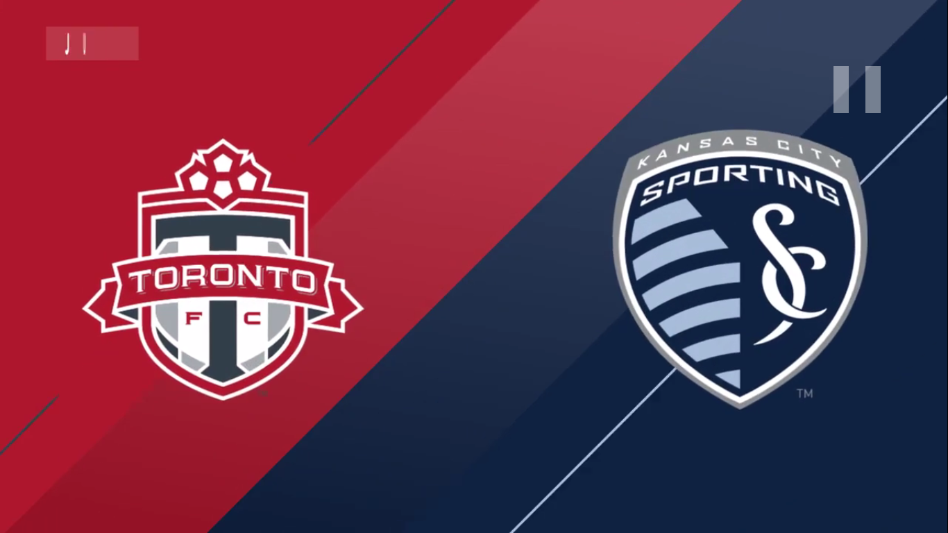 08-06-2019 - Toronto FC 2-2 Sporting Kansas City