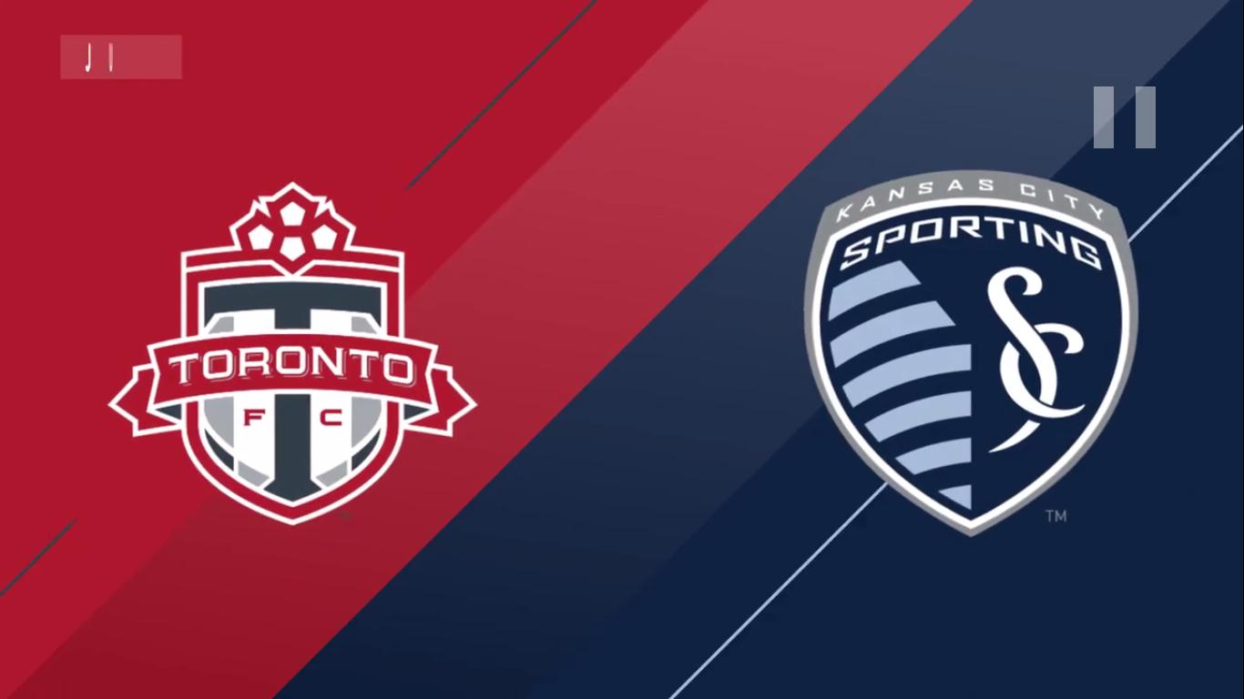 08-06-2019 - Toronto FC 2-2 Sporting Kansas City