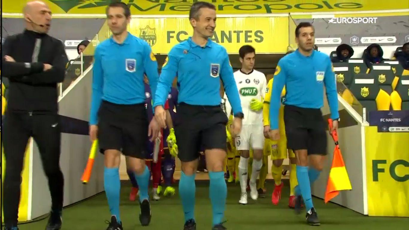 05-02-2019 - Nantes 2-0 Toulouse (COUP DE FRANCE)