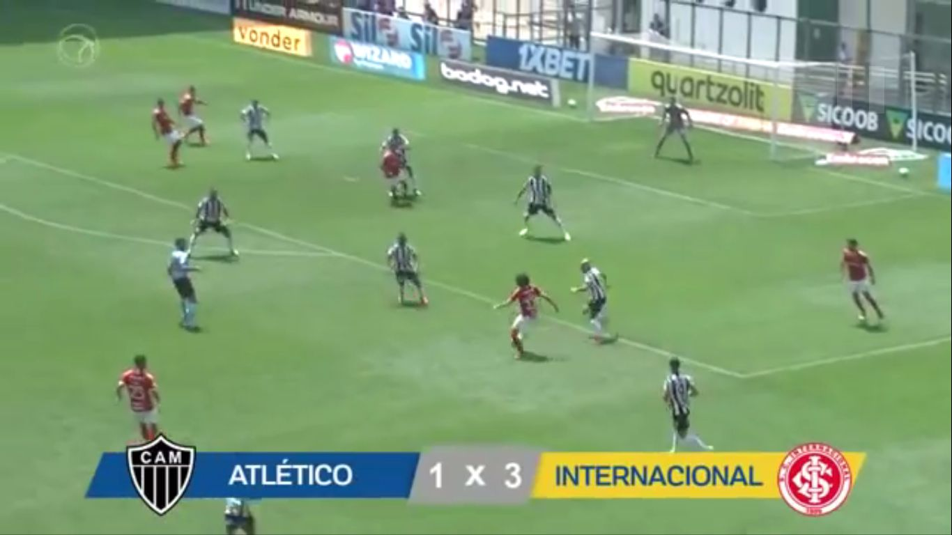 16-09-2019 - Atletico Mineiro MG 1-3 Internacional