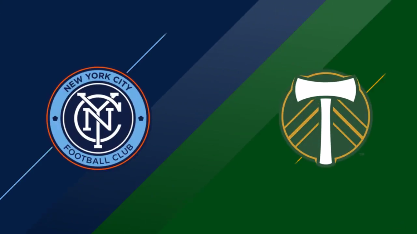 08-07-2019 - New York City FC 0-1 Portland Timbers