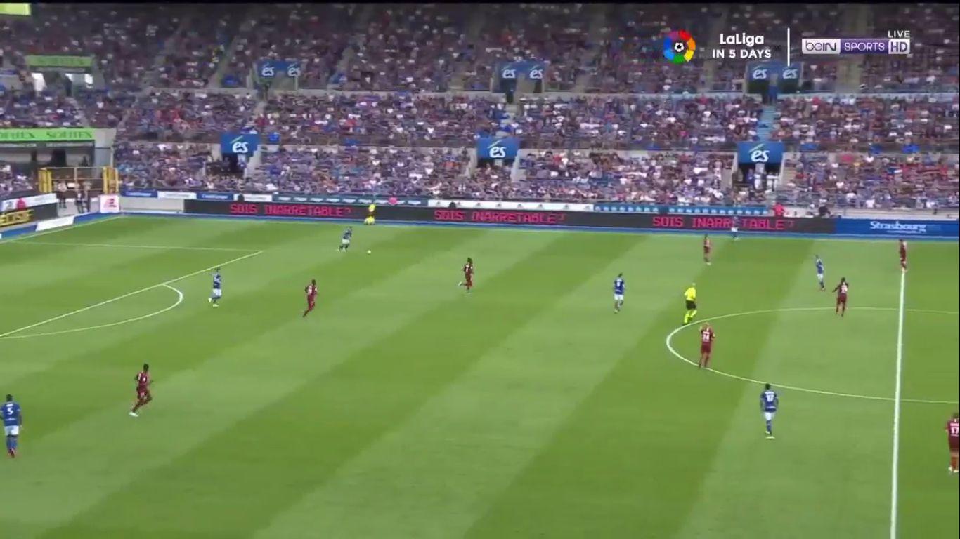 11-08-2019 - Strasbourg 1-1 Metz