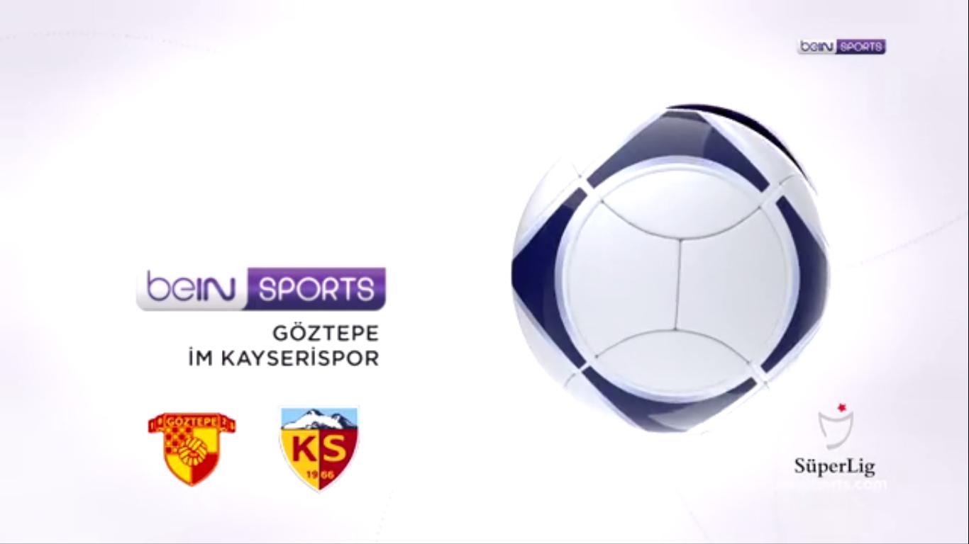 05-10-2019 - Goztepe 4-0 Kayserispor