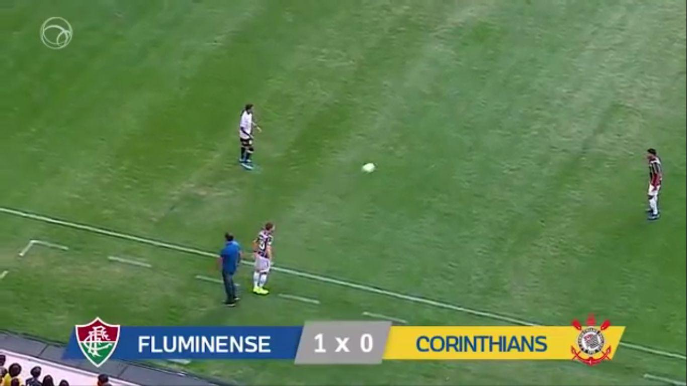 16-09-2019 - Fluminense FC RJ 1-0 SC Corinthians SP
