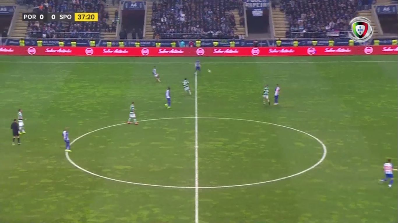 26-01-2019 - FC Porto 1-1 (1-3 PEN.) Sporting CP (LEAGUE CUP - FINAL)