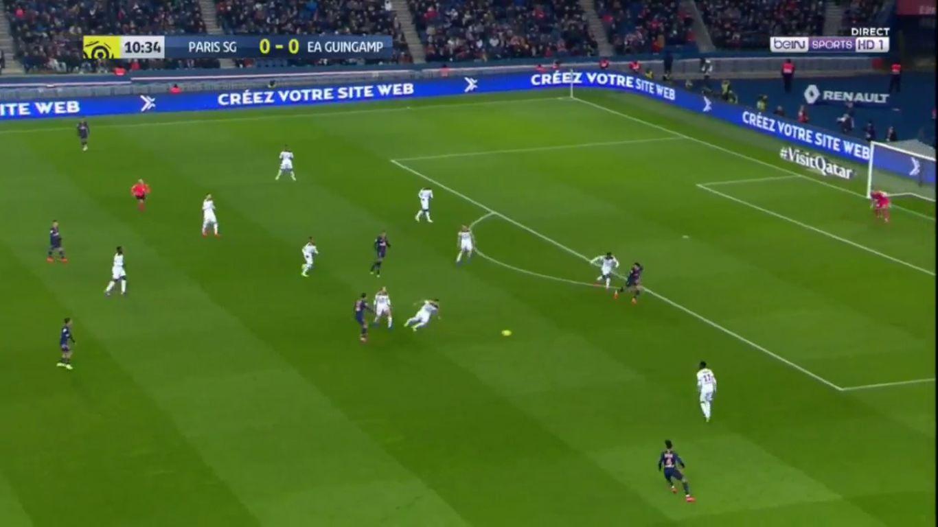19-01-2019 - Paris Saint-Germain 9-0 Guingamp