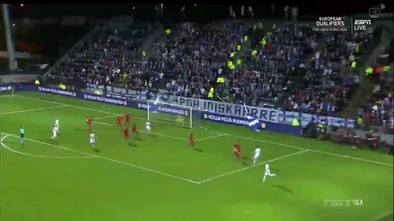 15-10-2019 - Finland 3-0 Armenia (EURO QUALIF.)