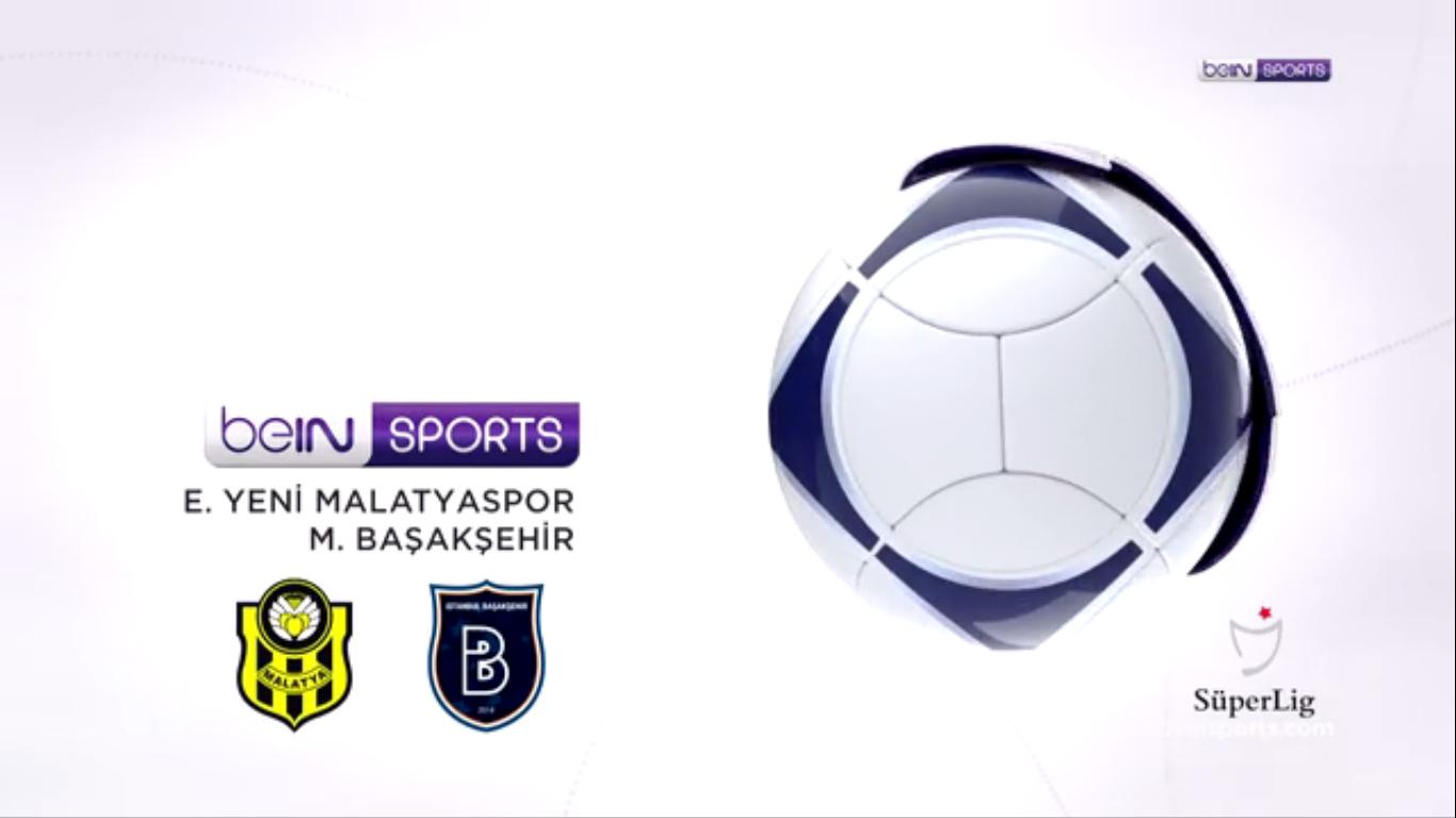 18-08-2019 - Yeni Malatyaspor 3-0 Istanbul Basaksehir