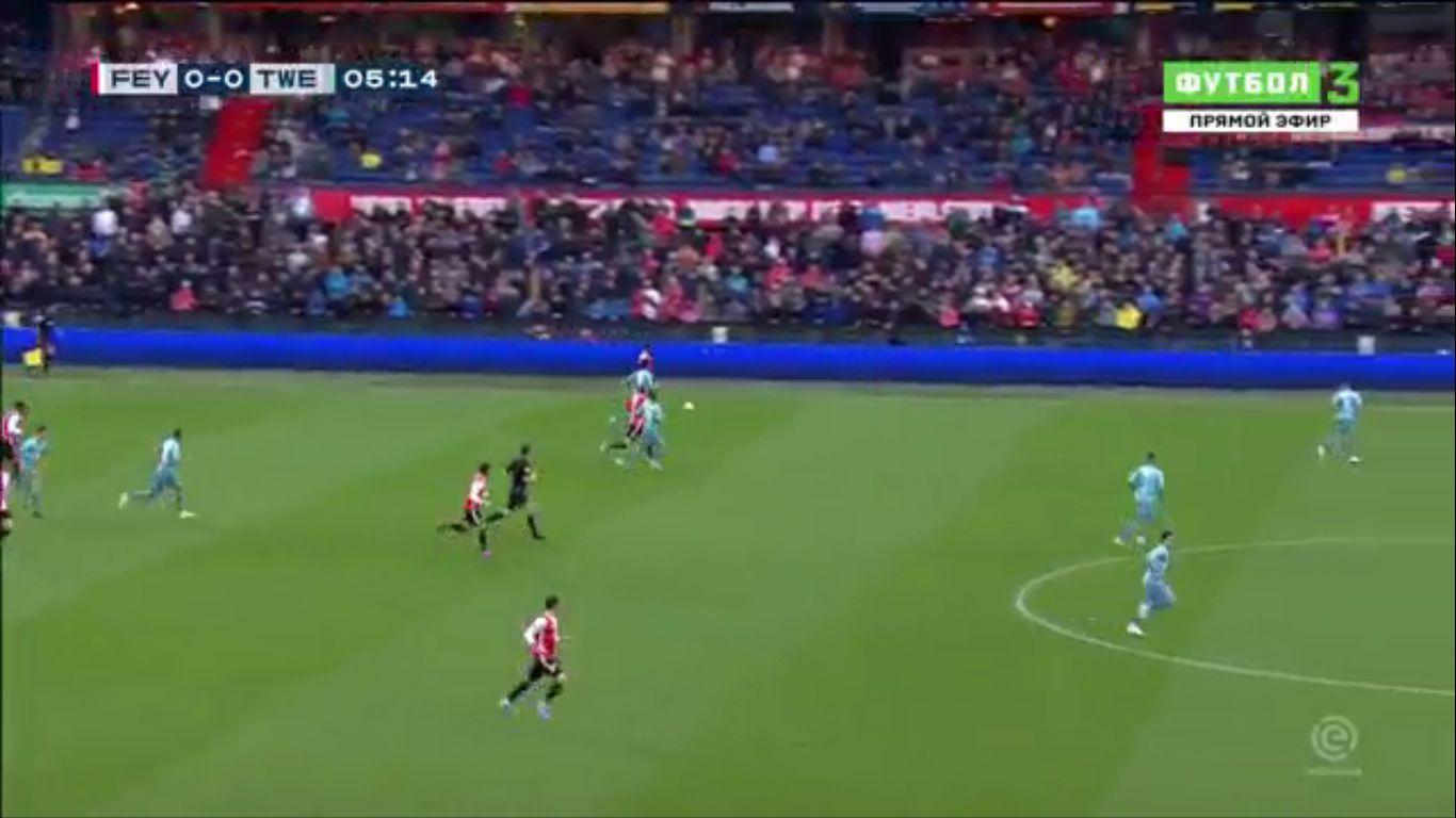 29-09-2019 - Feyenoord 5-1 FC Twente