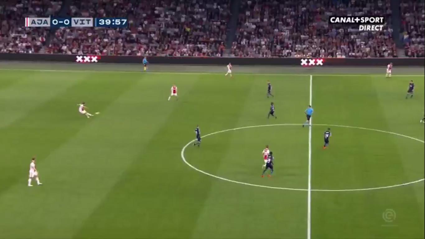 23-04-2019 - Ajax Amsterdam 4-2 Vitesse
