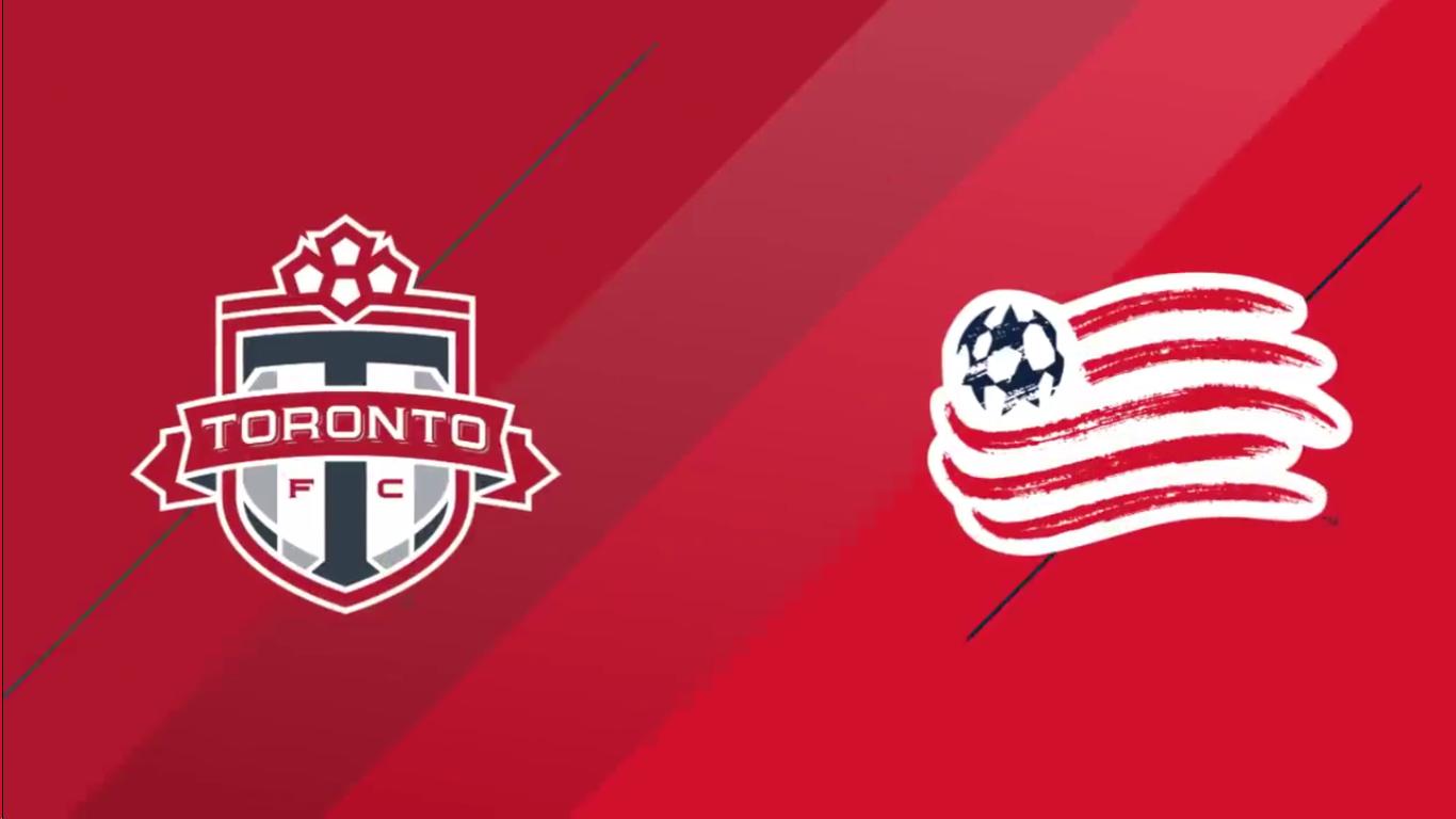 18-03-2019 - Toronto FC 3-2 New England Rev.