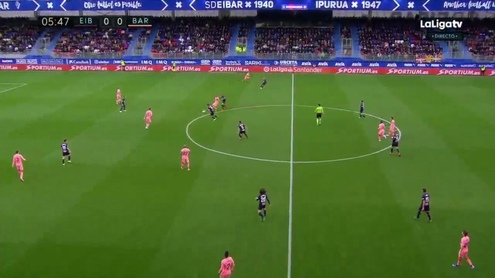 19-05-2019 - Eibar 2-2 Barcelona