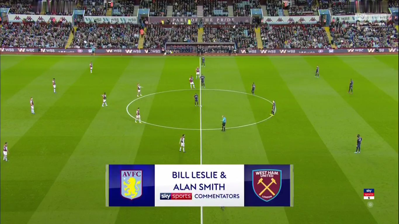 16-09-2019 - Aston Villa 0-0 West Ham United