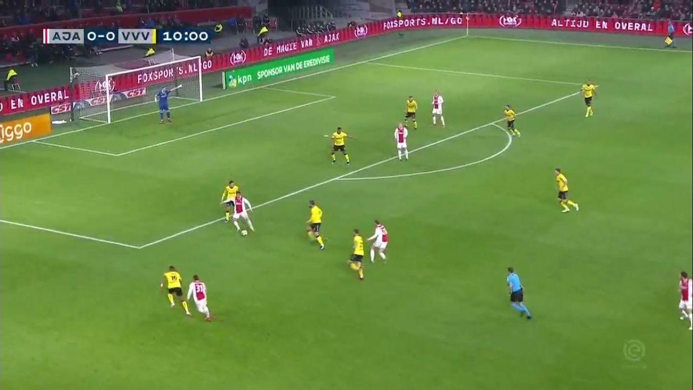 02-02-2019 - Ajax Amsterdam 6-0 VVV-Venlo