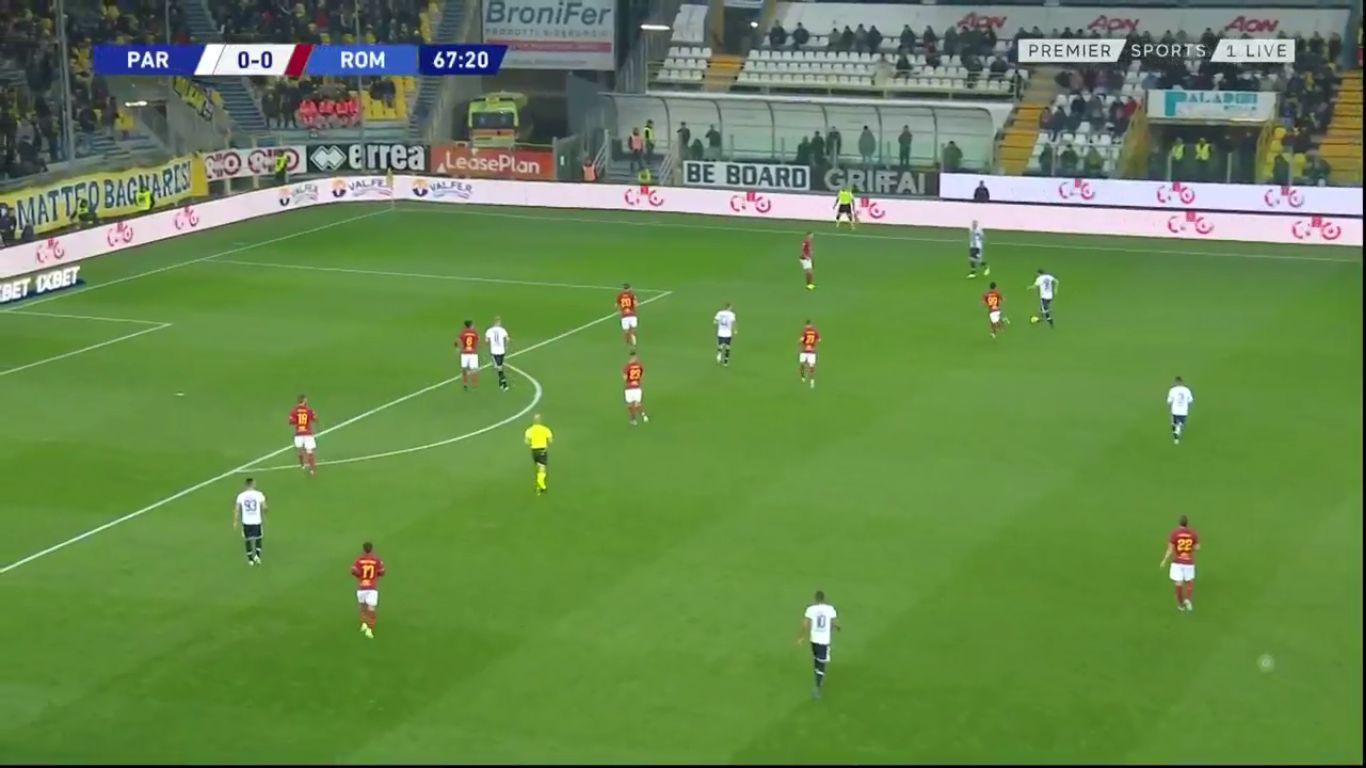 10-11-2019 - Parma 2-0 Roma