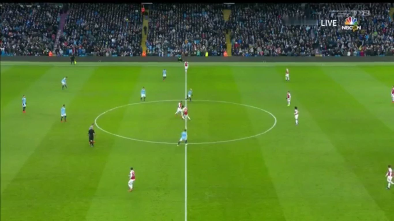 03-02-2019 - Manchester City 3-1 Arsenal