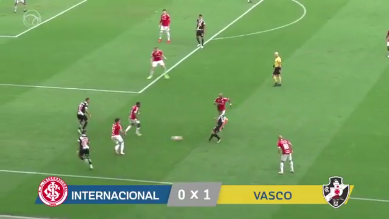 21-10-2019 - Internacional 0-1 CR Vasco DA Gama RJ