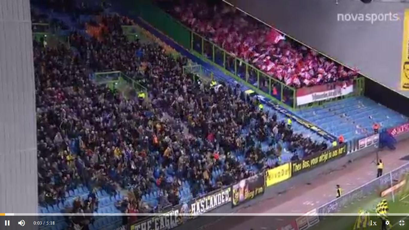 08-12-2019 - Vitesse 0-0 Feyenoord
