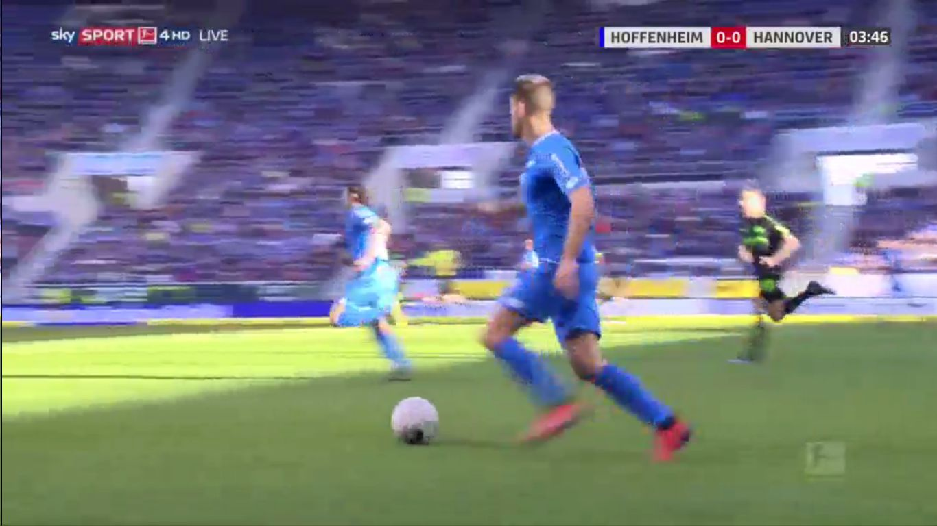 16-02-2019 - Hoffenheim 3-0 Hannover 96