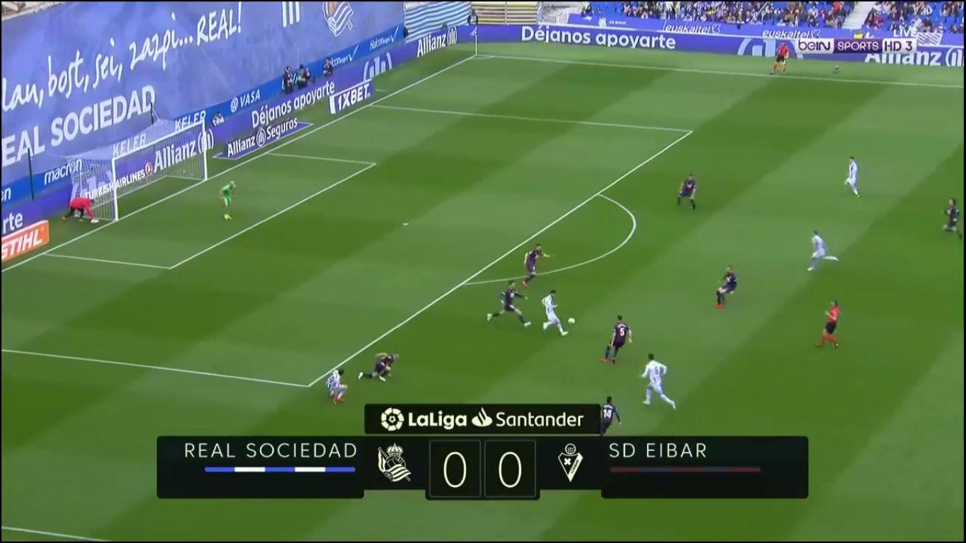 14-04-2019 - Real Sociedad 1-1 Eibar