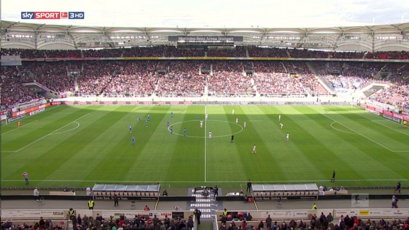 16-03-2019 - VfB Stuttgart 1-1 Hoffenheim