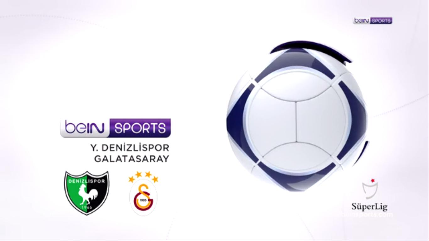 16-08-2019 - Denizlispor 2-0 Galatasaray