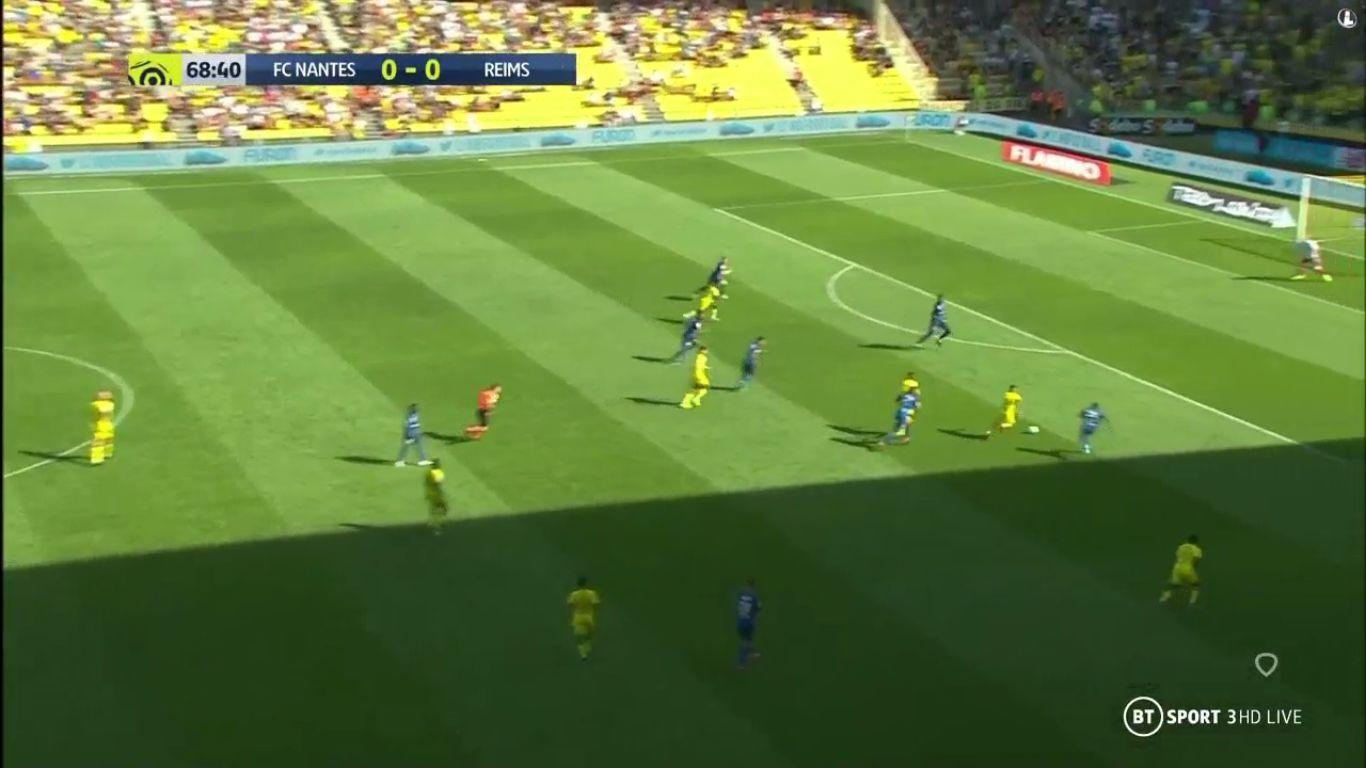 15-09-2019 - Nantes 1-0 Reims