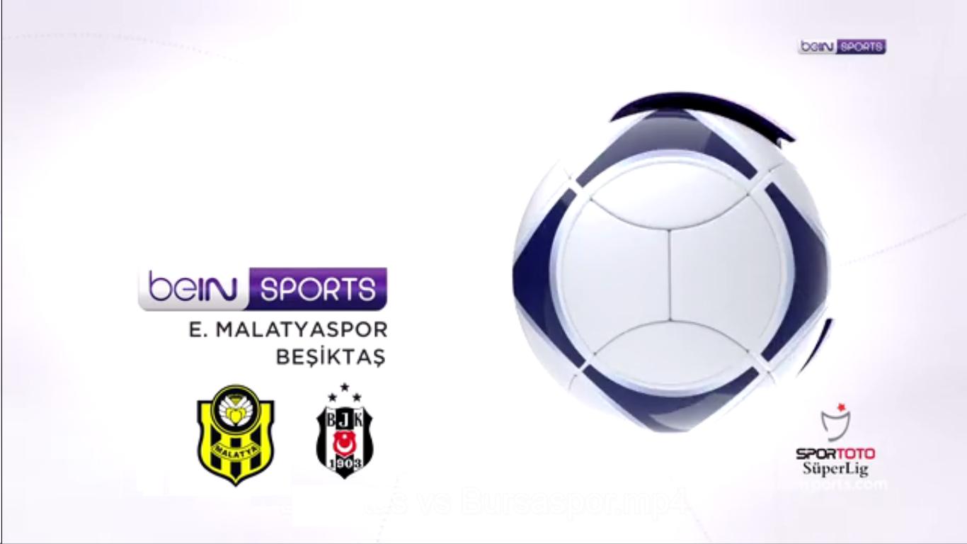15-02-2019 - Yeni Malatyaspor 1-2 Besiktas
