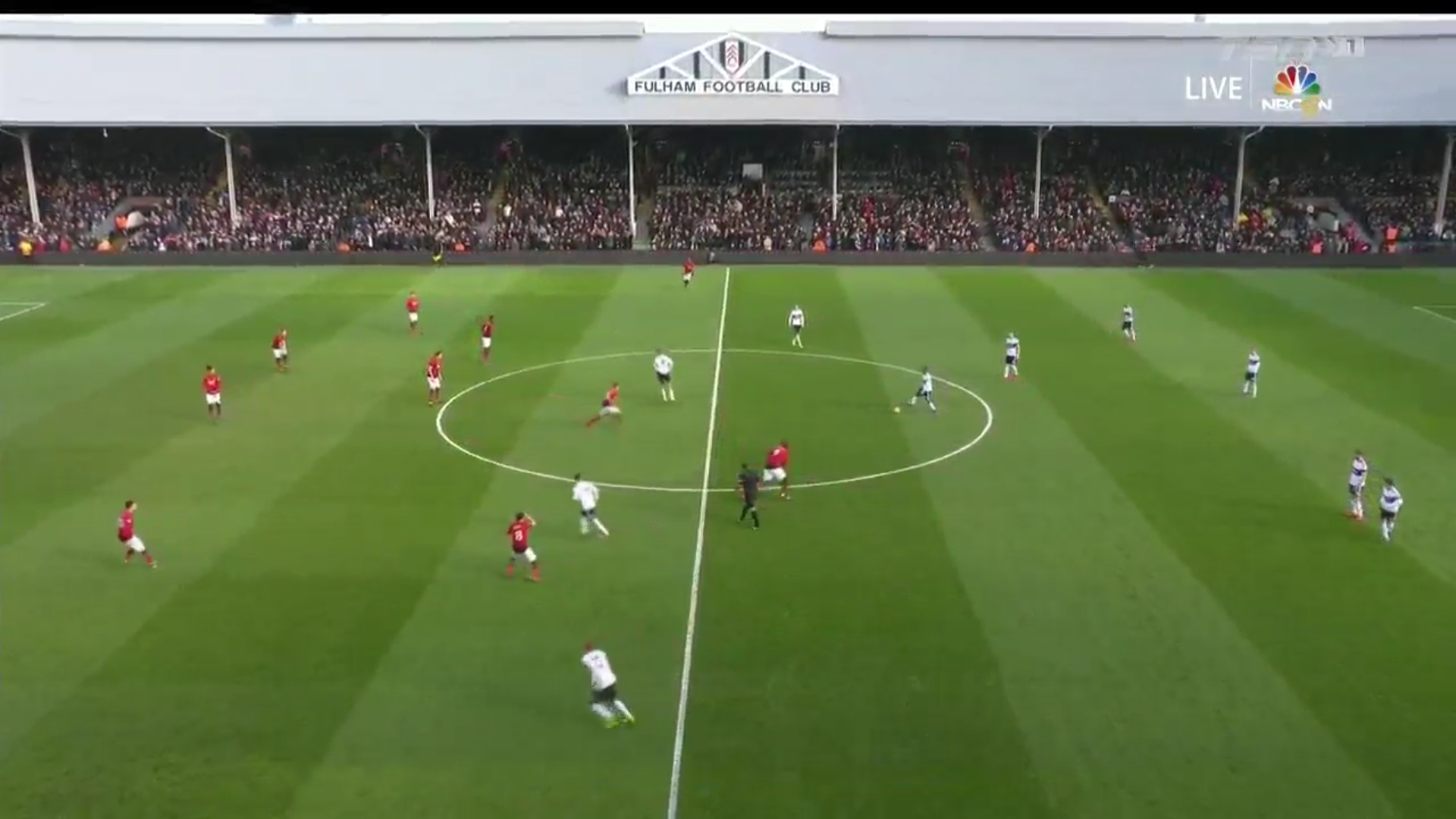 09-02-2019 - Fulham 0-3 Manchester United