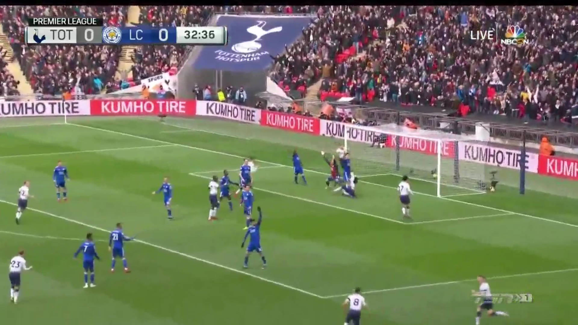 10-02-2019 - Tottenham Hotspur 3-1 Leicester City