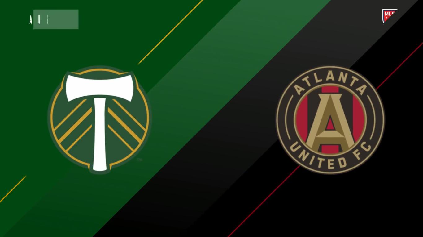 19-08-2019 - Portland Timbers 0-2 Atlanta United Fc