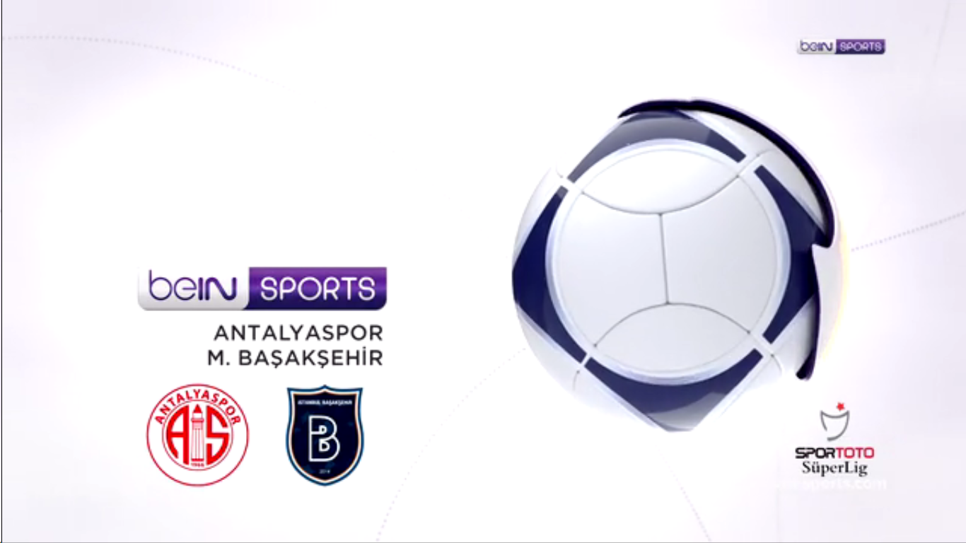 18-02-2019 - Antalyaspor 0-1 Istanbul Basaksehir