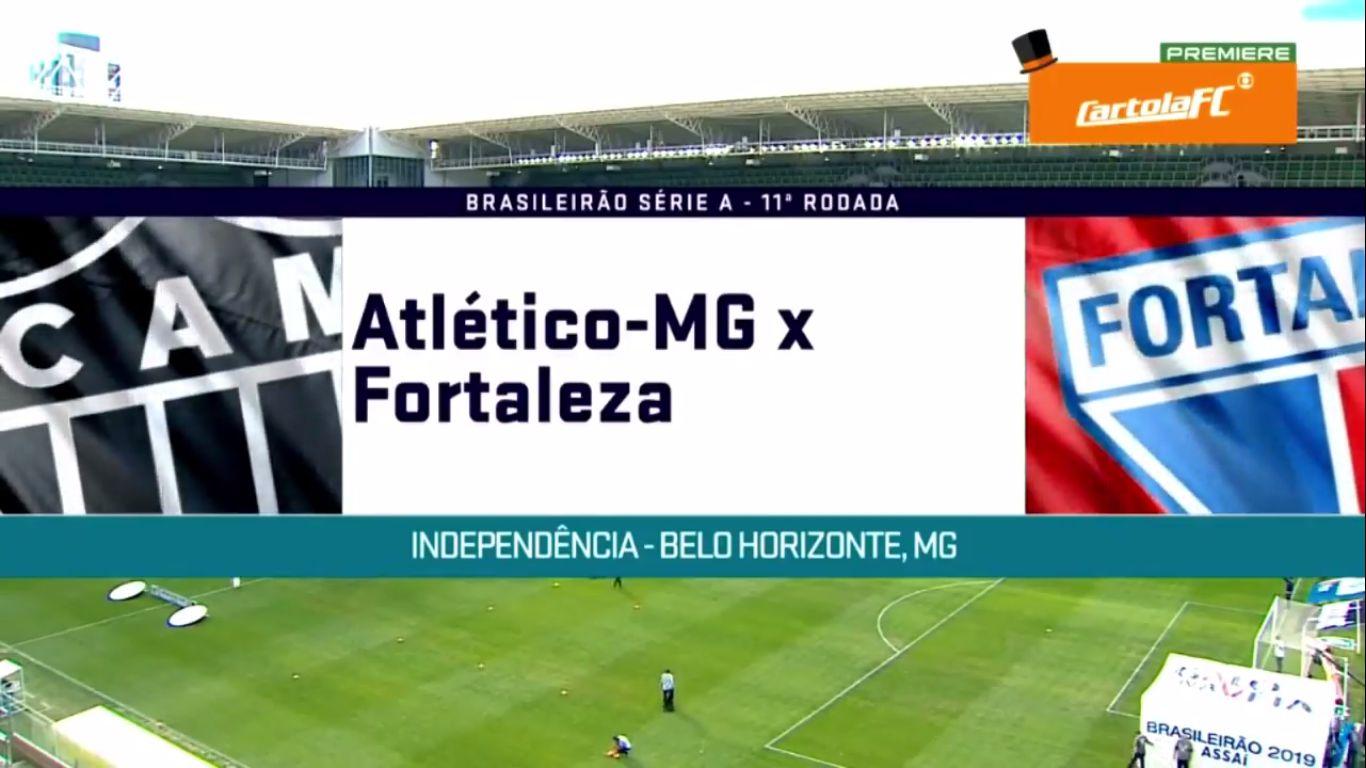 21-07-2019 - Atletico Mineiro MG 2-2 Fortaleza EC CE