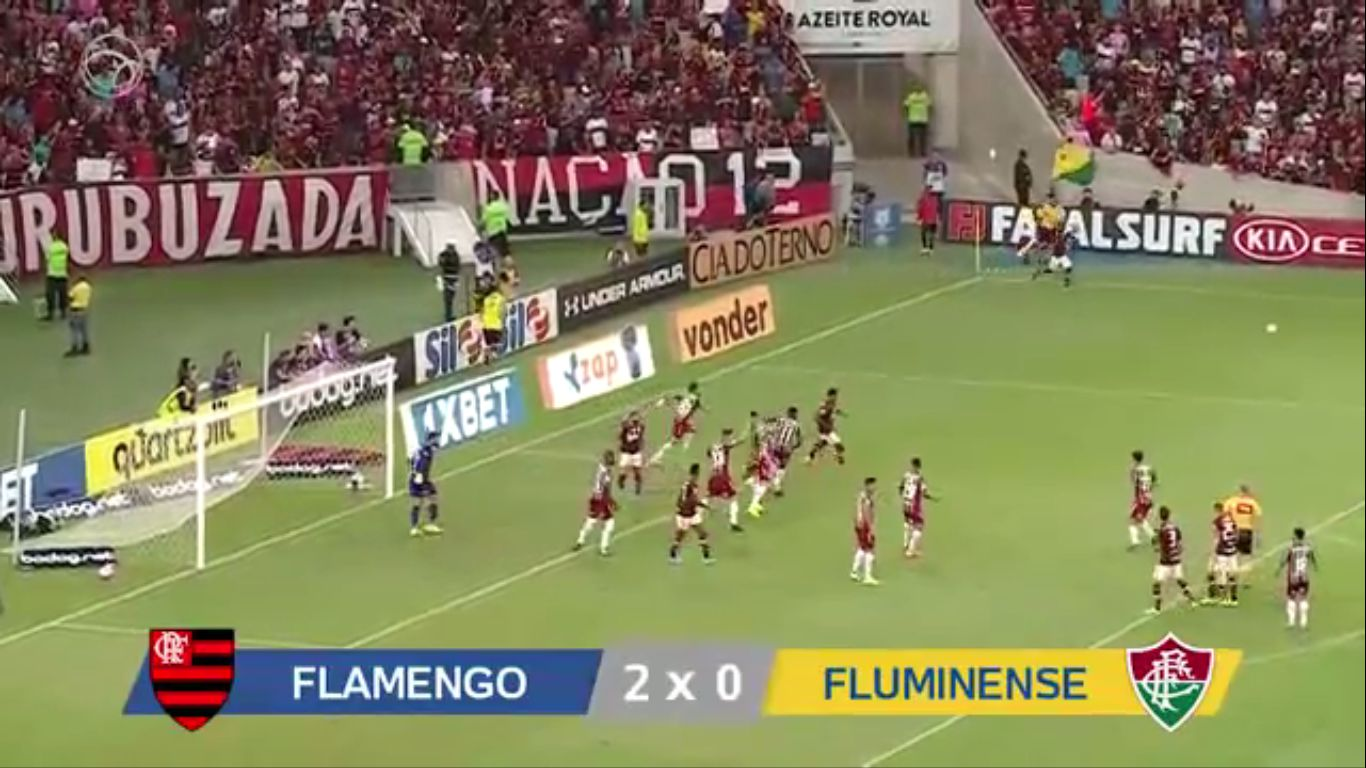 21-10-2019 - Flamengo 2-0 Fluminense FC RJ