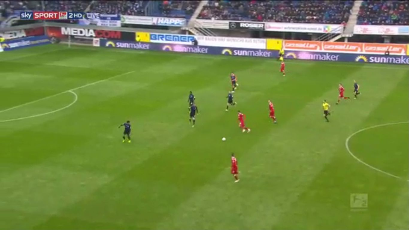 13-04-2019 - SC Paderborn 07 4-0 MSV Duisburg (2. BUNDESLIGA)