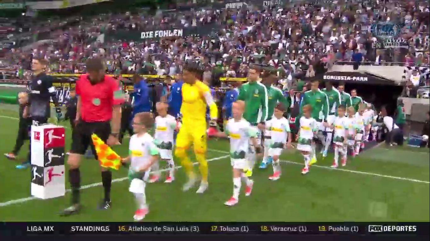 17-08-2019 - Borussia Monchengladbach 0-0 Schalke 04