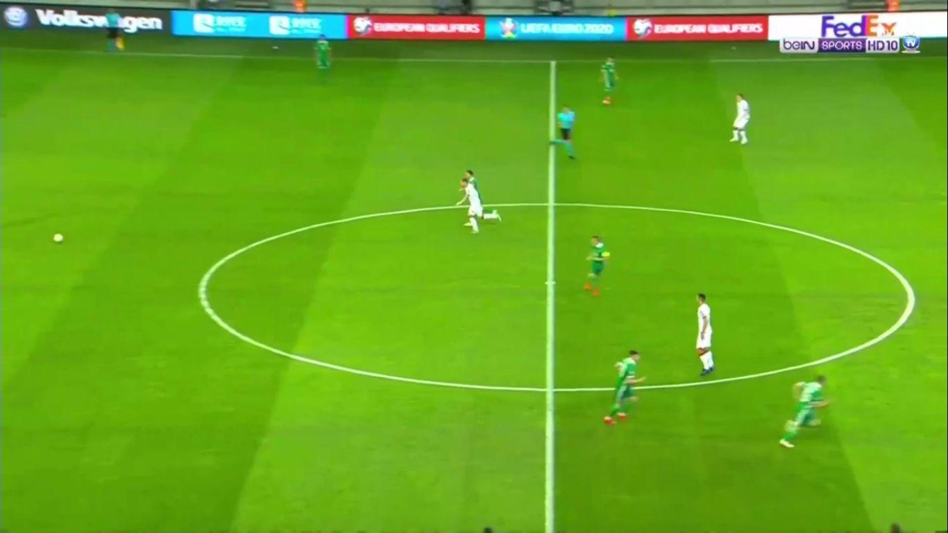 11-06-2019 - Belarus 0-1 N. Ireland (EURO QUALIF.)