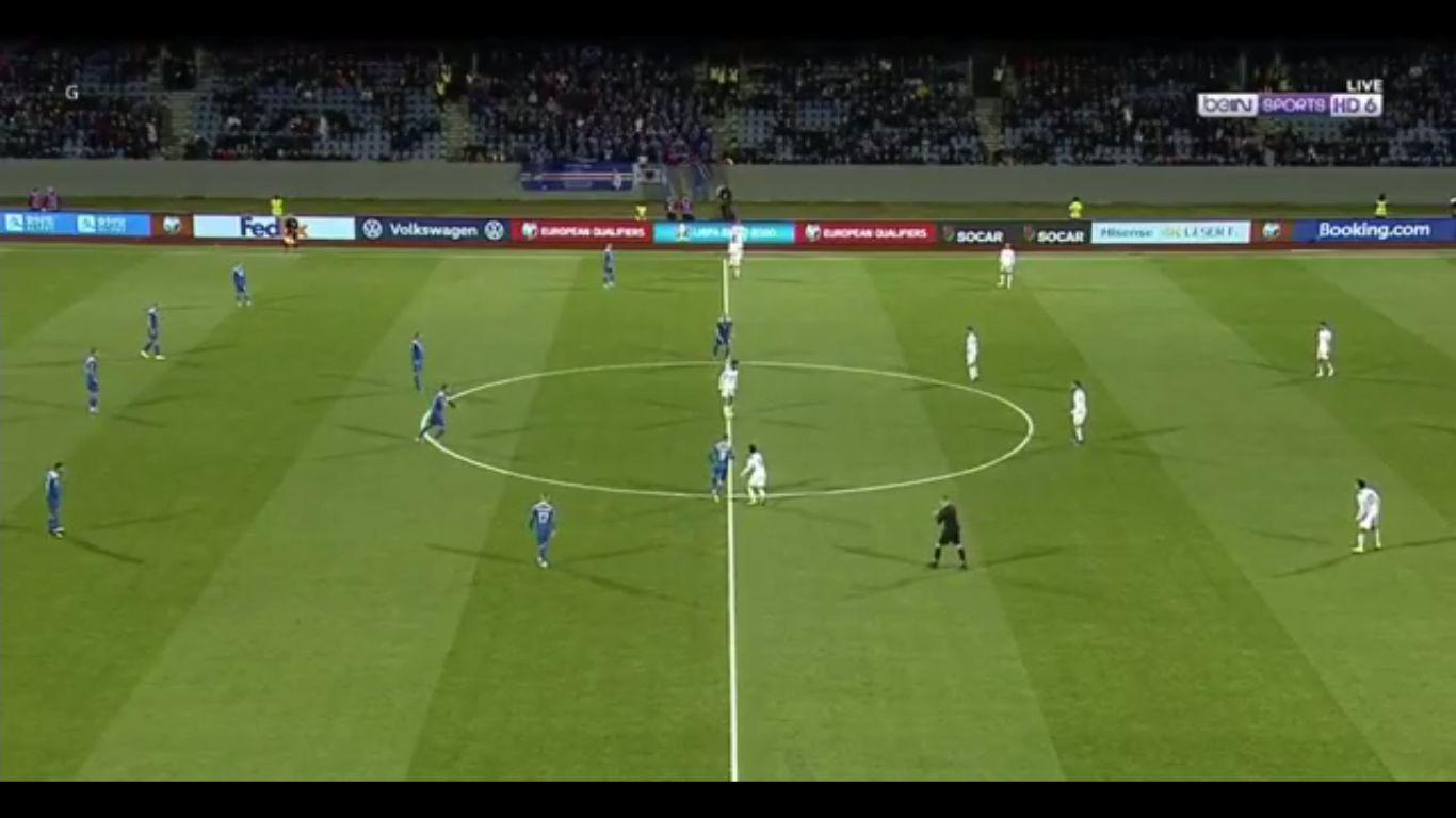 14-10-2019 - Iceland 2-0 Andorra (EURO QUALIF.)