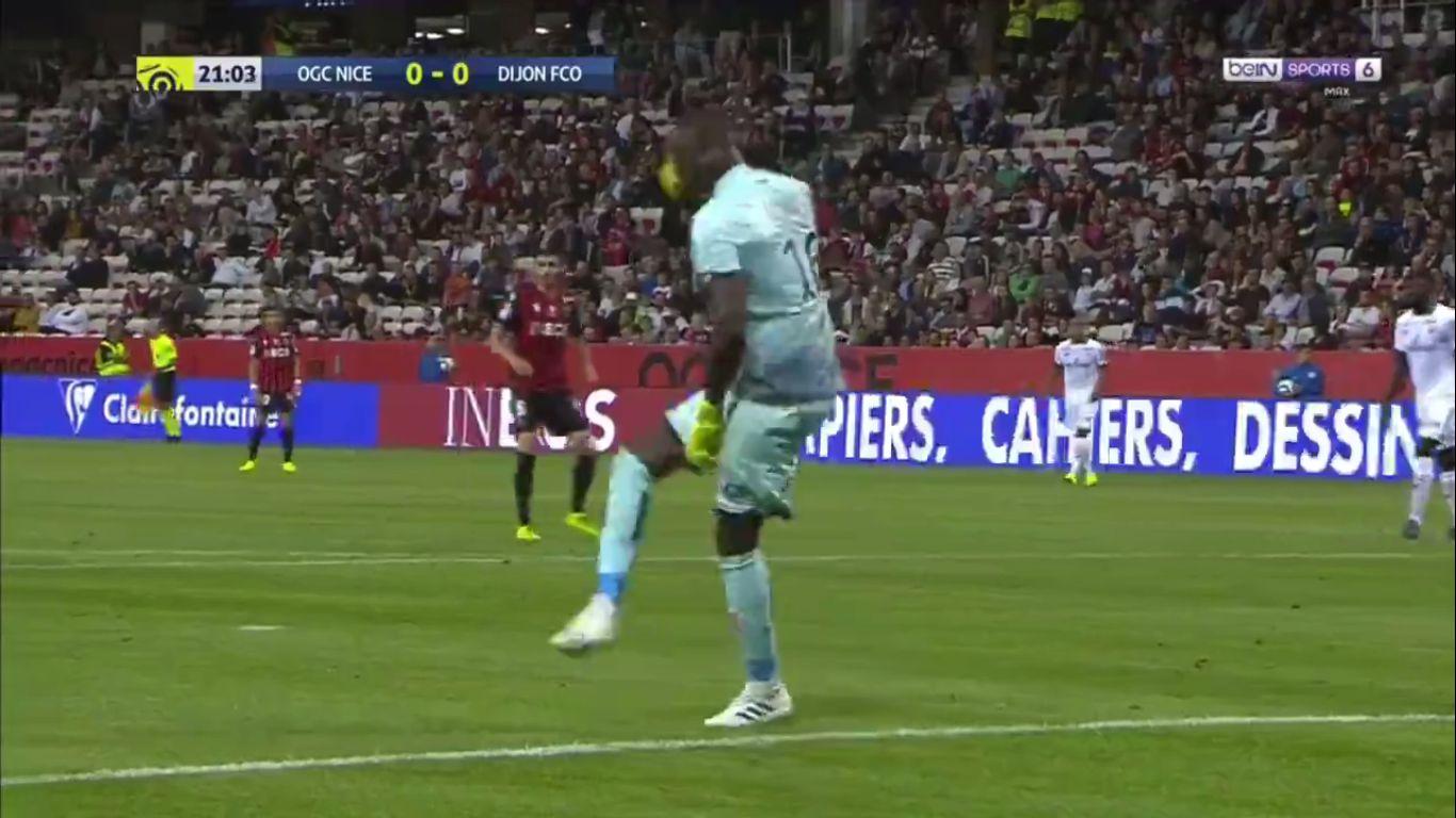 21-09-2019 - Nice 2-1 Dijon