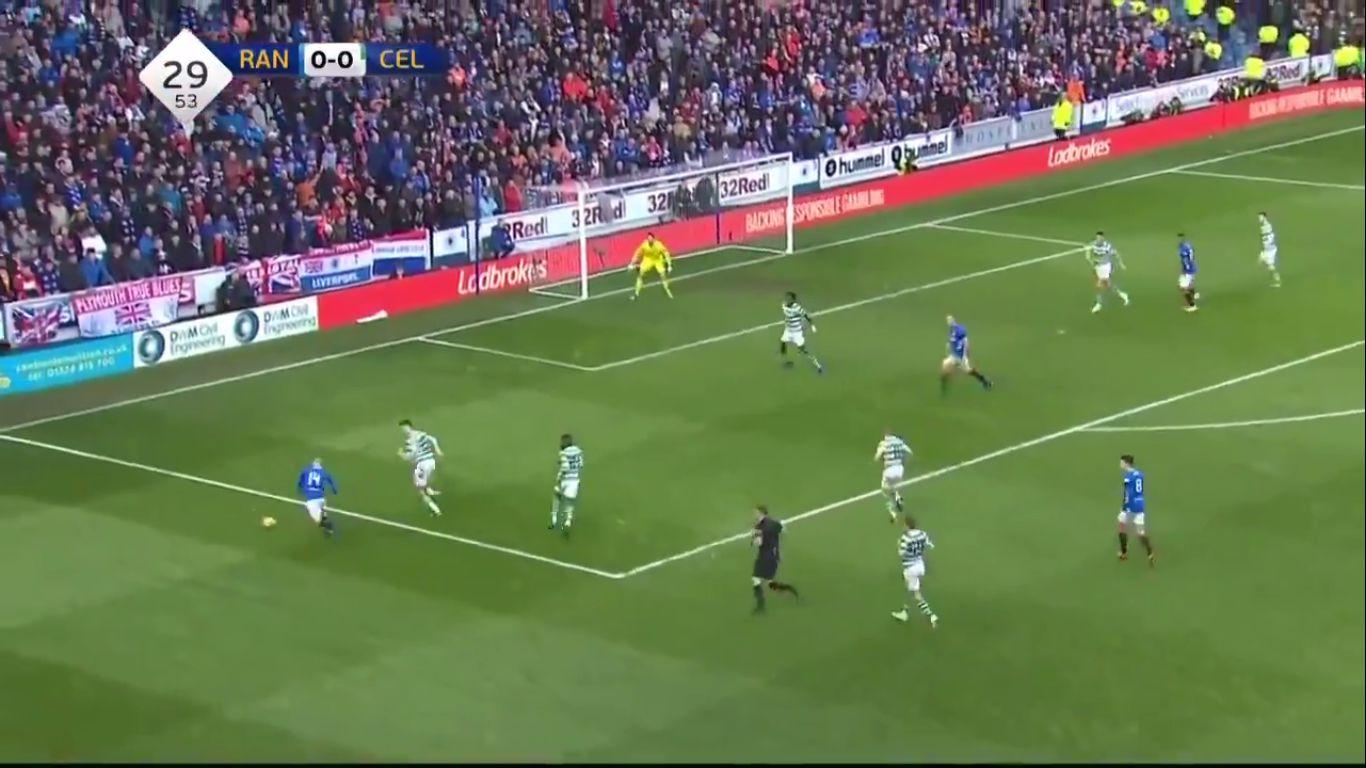 29-12-2018 - Rangers 1-0 Celtic
